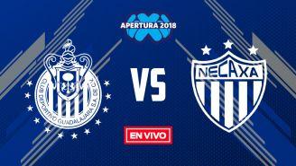EN VIVO Y EN DIRECTO: Chivas vs Necaxa