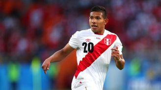 Flores tuvo participación con Perú en el Mundial Rusia 2018