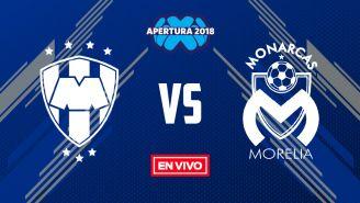 EN VIVO Y EN DIRECTO: Monterrey vs Monarcas