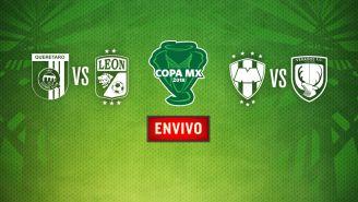 EN VIVO y EN DIRECTO: Copa MX Jornada 5 martes