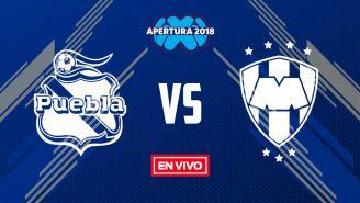 EN VIVO Y EN DIRECTO: Puebla vs Monterrey