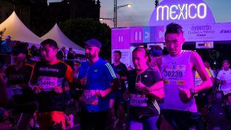 Así arrancó el Maratón de la CDMX