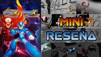 Eze reseña la nueva colección de Mega Man X