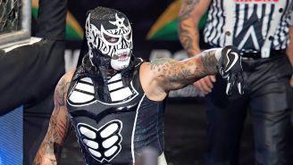 Pentagón Jr. hace su entrada a Triplemanía XXVI