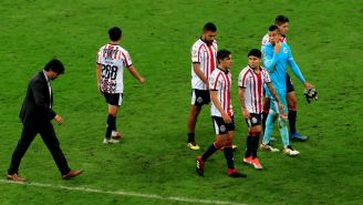 Chivas lamenta derrota contra Pachuca en la J8