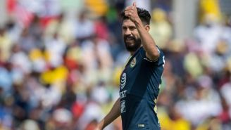 Oribe Peralta festja gol contra Lobos BUAP