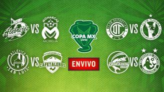 EN VIVO Y EN DIRECTO: Copa MX Jornada 6