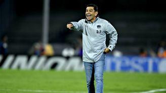 David Patiño dirige a la escuadra de Pumas