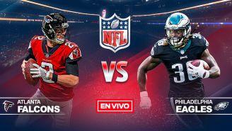 EN VIVO y EN DIRECTO: Falcons vs Eagles