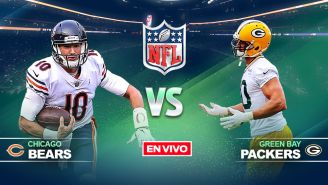 EN VIVO Y EN DIRECTO: Chicago Bears vs Green Bay Packers