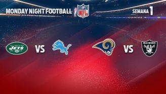 EN VIVO Y EN DIRECTO: Monday Night Football Semana 1