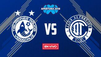 EN VIVO Y EN DIRECTO: Veracruz vs Toluca