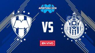 EN VIVO Y EN DIRECTO: Monterrey vs Chivas
