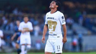 Matías Alustiza lamenta derrota frente a Querétaro
