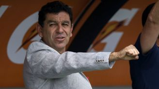 David Patiño, durante un encuentro contra Lobos BUAP