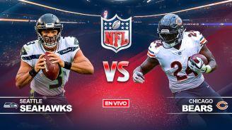 EN VIVO Y EN DIRECTO: Seattle Seahawks vs Chicago Bears