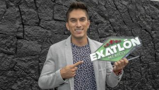 Jorge Martinez se muestra feliz, pese haber salido de Exatlón México