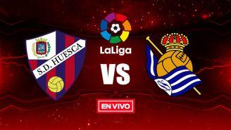 EN VIVO y EN DIRECTO: Huesca vs Real Sociedad
