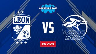 EN VIVO Y EN DIRECTO: León vs Lobos BUAP