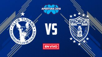 EN VIVO Y EN DIRECTO: Tijuana vs Pachuca