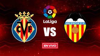 EN VIVO Y EN DIRECTO: Villarreal vs Valencia