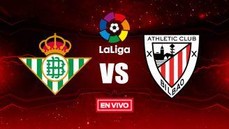 EN VIVO Y EN DIRECTO: Betis vs Athletic Bilbao
