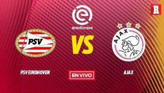 EN VIVO Y EN DIRECTO: PSV vs Ajax