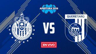 EN VIVO y EN DIRECTO: Chivas vs Querétaro