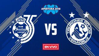 EN VIVO y EN DIRECTO: Santos vs Veracruz