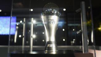 EN VIVO Y EN DIRECTO: THE BEST FIFA FOOTBALL AWARDS