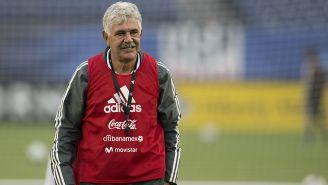 Ferretti vive su segunda etapa como interino en la Selección Mexicana