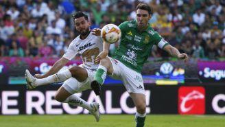 Quintana y Boselli durante un partido