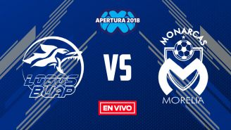 EN VIVO y EN DIRECTO: Lobos BUAP vs Morelia