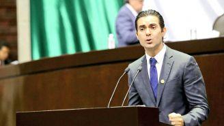 Ernesto D'Alessio en la Cámara de Diputados