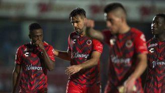 Jugadores del Tiburón tras la derrota frente al León
