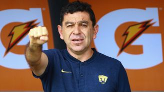 David Patiño previo al duelo contra Puebla