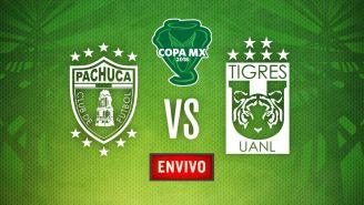 EN VIVO y EN DIRECTO: Pachuca vs Tigres Cuartos de Final Copa MX