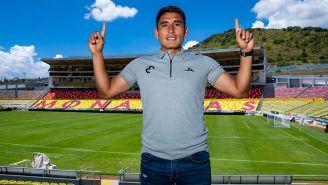 Irven Ávila en el Estadio Morelos