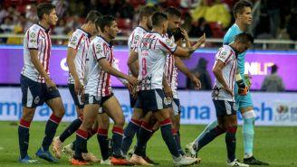 Chivas lamenta derrota contra Pumas en la J12 del A2018