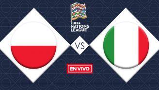 EN VIVO y EN DIRECTO: Polonia vs Italia