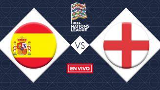 EN VIVO y EN DIRECTO: España vs Inglaterra