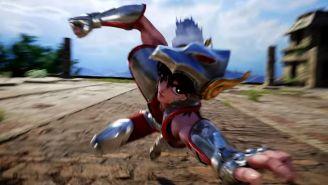 El caballero de Pegaso utilizará las técnicas vistas en el anime de Saint Seiya