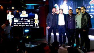 Adriel Mercado, CEO de Gamelta, presentó la Games Celebration 2018