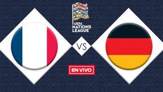 EN VIVO Y EN DIRECTO: Francia vs Alemania