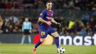 Vermaelen disputa un compromiso con el Barcelona