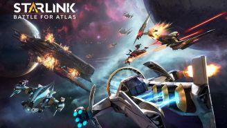 Una odisea intergaláctica comienza en Starlink: Battle for Atlas
