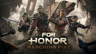 Marching Fire, la nueva expansión de For Honor