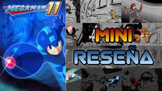 Mega Man 11 es el nuevo juego de Capcom