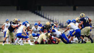 Defensiva de los Auténticos detiene el ataque de los Pumas