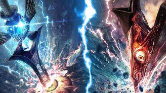 Las espadas Soul Calibur y Soul Edge vuelven a chocar